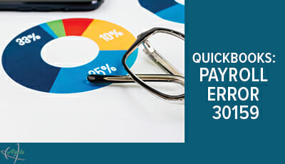 quickbooks Payroll Error 30159