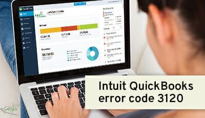 intuit quickbooks error code 3120