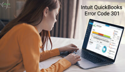 Intuit QuickBooks Error Code 301
