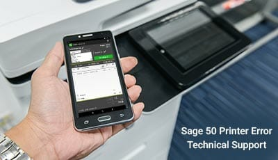 Sage 50 Printer Error Technical Support +1-844-313-4854