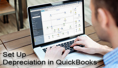 Depreciation QuickBooks
