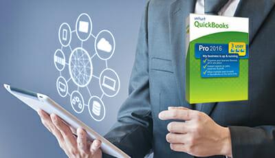 quickBooks pro 2016 multi user