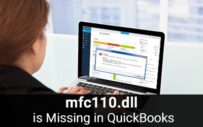 Fix mfc110.dll is Missing in QuickBooks
