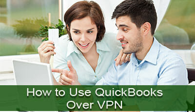 how to use quickbooks over vpn