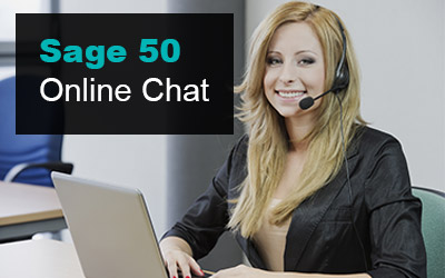 Sage Online Chat live support